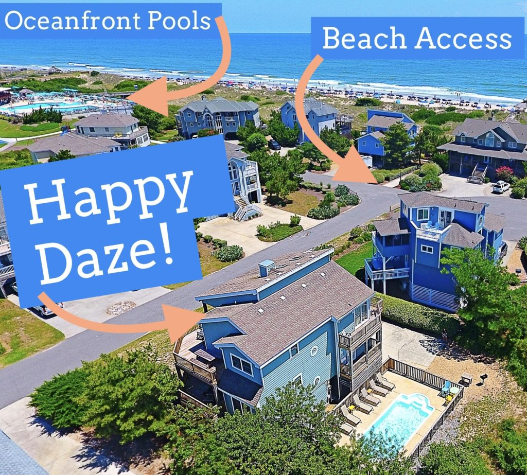 Happy Daze OBX Ocean Pool
