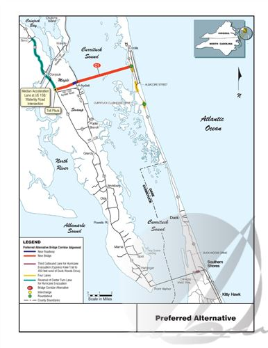 Mid-Currituck Bridge Update