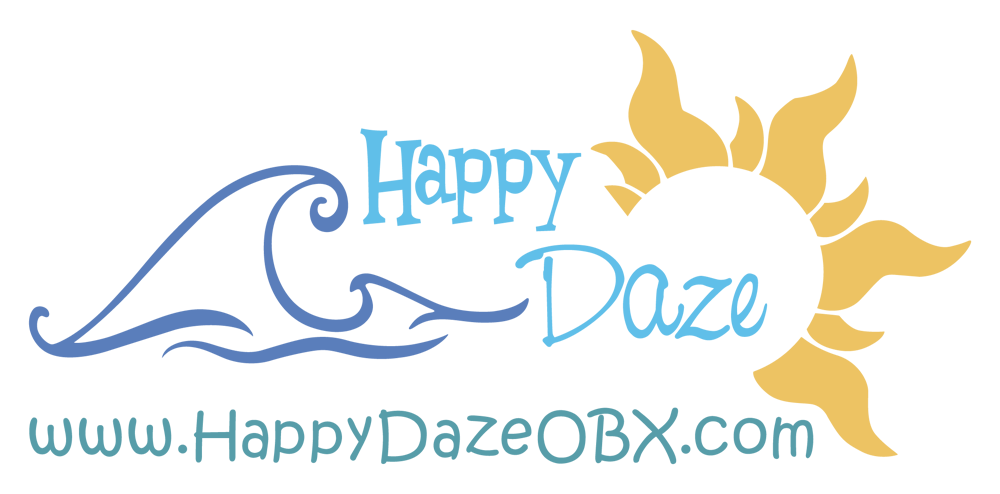 Happy Daze OBX Logo