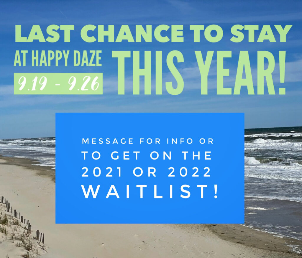 Last 2021 Week Available!